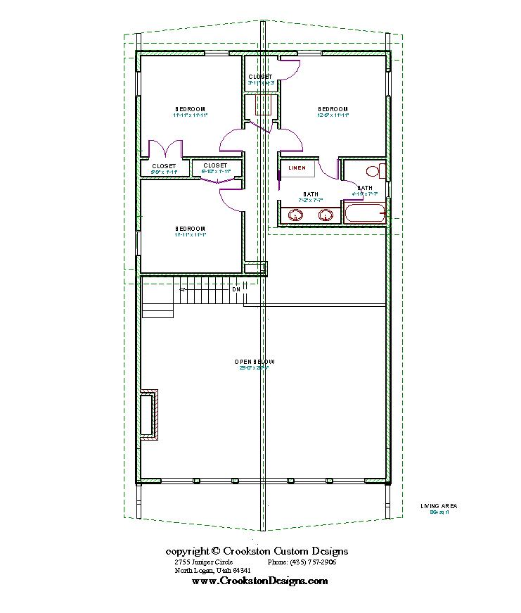 16x30 Floor Plan Joy Studio Design Gallery Best